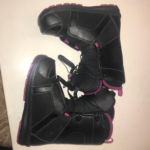 20d0c92526dd Women s Saloman Scarlet Snowboarding Boots